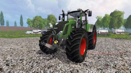 Fendt 828 Vario v4.2 for Farming Simulator 2015