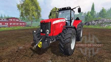 Massey Ferguson 7480 v2.0 for Farming Simulator 2015