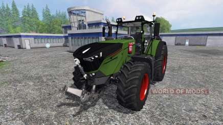 Fendt 1000 Vario v1.5 for Farming Simulator 2015