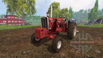 Farmall 1206 single wheel for Farming Simulator 2015