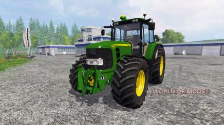 John Deere 6930 Premium v3.0 for Farming Simulator 2015