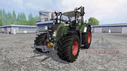 Fendt 718 Vario v3.0 for Farming Simulator 2015