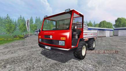 Reform Muli 550 v2.0 for Farming Simulator 2015