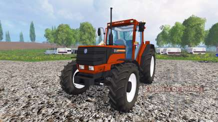 Fiatagri F115 for Farming Simulator 2015