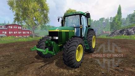 John Deere 6810 v1.1 for Farming Simulator 2015