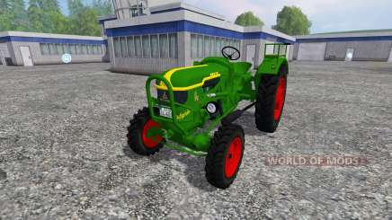 Deutz-Fahr D40 v2.0 for Farming Simulator 2015