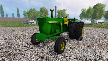John Deere 4020 for Farming Simulator 2015