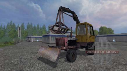 The LEA-1A a Carpathian for Farming Simulator 2015