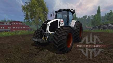 CLAAS Axion 950 white for Farming Simulator 2015