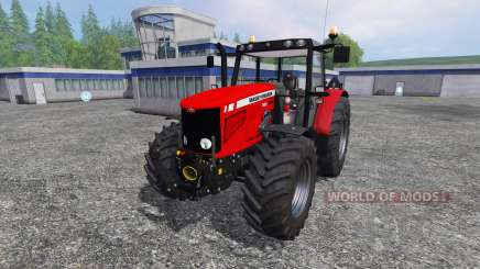 Massey Ferguson 6480 v2.0 for Farming Simulator 2015
