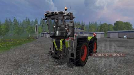 CLAAS Xerion 3800 SaddleTrac v2.0 for Farming Simulator 2015