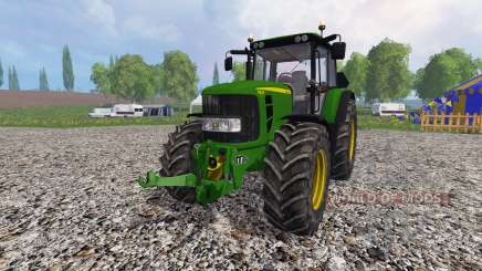 John Deere 6830 Premium FL v3.0 for Farming Simulator 2015