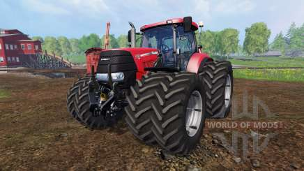 Case IH Puma CVX 200 v2.0 for Farming Simulator 2015