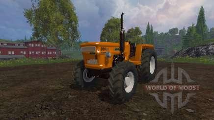 Fiat 850 for Farming Simulator 2015