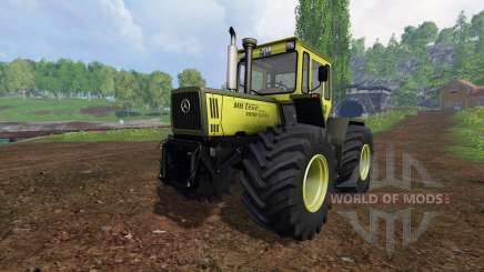 Mercedes-Benz Trac 1600 for Farming Simulator 2015