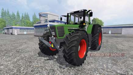 Fendt Favorit 824 [new] for Farming Simulator 2015