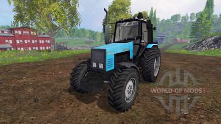 MTZ-W.2 Belarusian v2.0 for Farming Simulator 2015