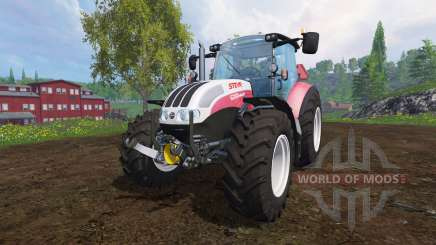 Steyr Multi 6260 for Farming Simulator 2015