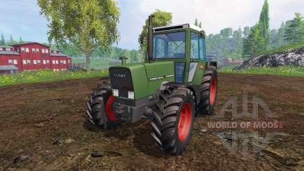 Fendt Farmer 309 LSA v3.0 for Farming Simulator 2015