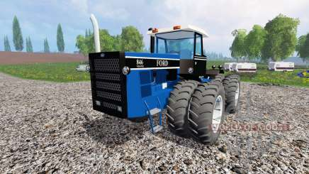 Ford Versatile 846 for Farming Simulator 2015