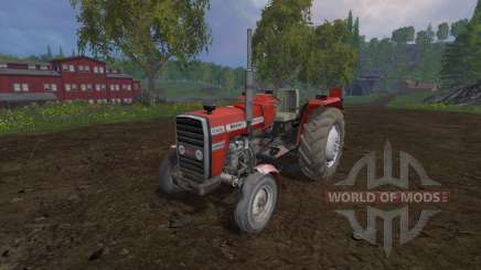 Massey Ferguson 255 for Farming Simulator 2015