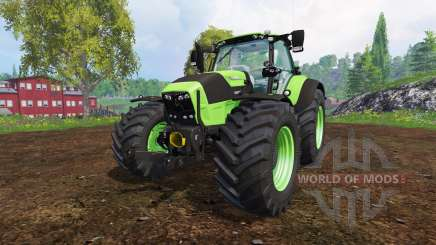 Deutz-Fahr Taurus v1.2 for Farming Simulator 2015