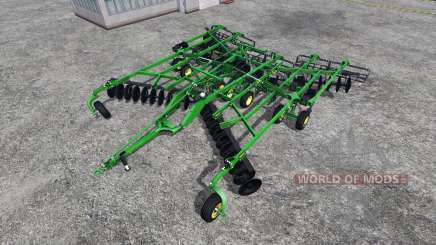 John Deere 2720 v2.0 for Farming Simulator 2015