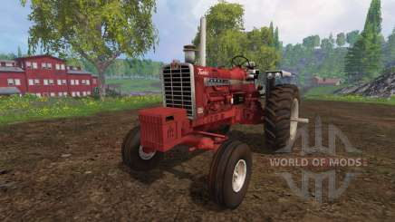 Farmall 1206 for Farming Simulator 2015