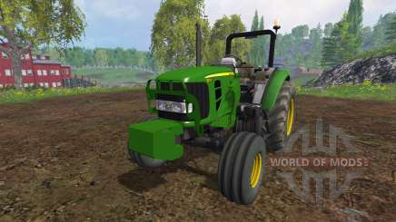 John Deere 5055 v2.0 for Farming Simulator 2015