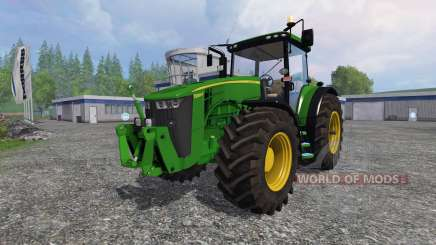 John Deere 8360R v3.0 for Farming Simulator 2015