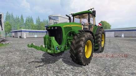 John Deere 8220 [new] for Farming Simulator 2015