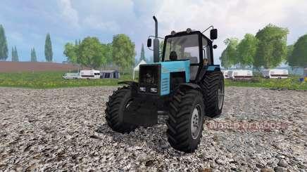 MTZ-1221.2 for Farming Simulator 2015