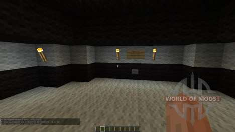 Minigames map for Minecraft