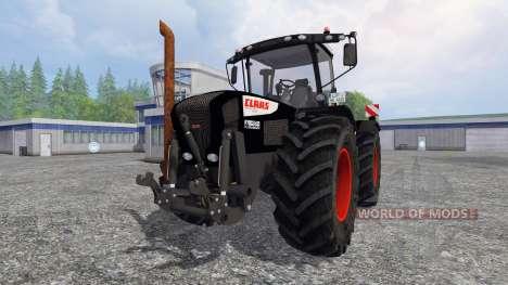 CLAAS Xerion 3300 TracVC Black Edition v1.0 for Farming Simulator 2015