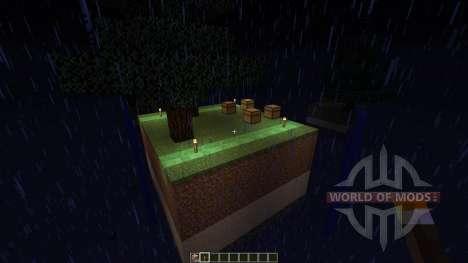luckyblock skywars for Minecraft