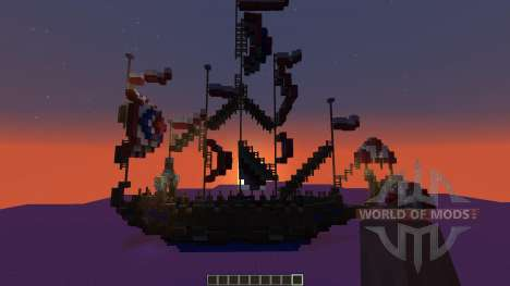 Sambi Fleet for Minecraft