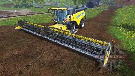 New Holland CR10.90 v1.2 for Farming Simulator 2015