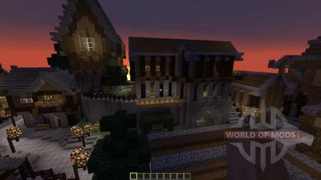 Tiericity for Minecraft