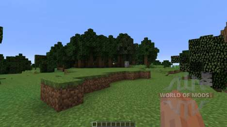 Natural Arena for Minecraft