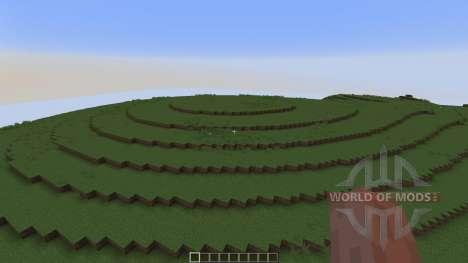 The lands of Aeritium for Minecraft