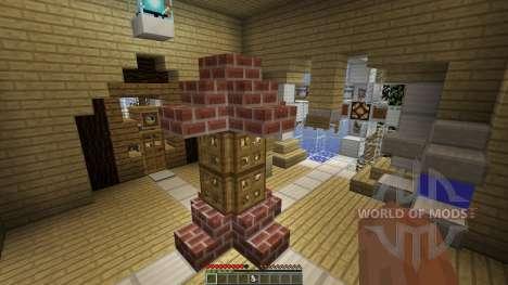 Steampunk Island of Verdad for Minecraft