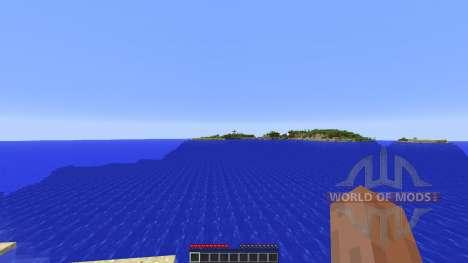 Survival Server Spawn for Minecraft