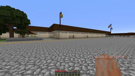 The Timberline for Minecraft