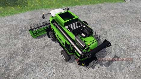 Deutz-Fahr 7545 RTS v1.2 for Farming Simulator 2015