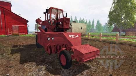 RKS-4 v1.1 for Farming Simulator 2015