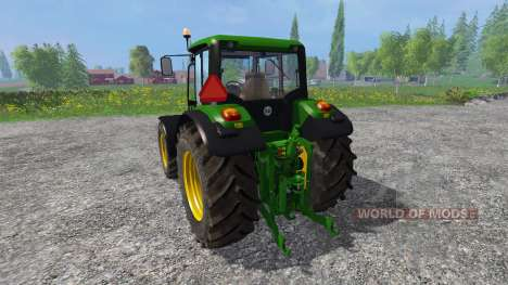 John Deere 6430 comfort for Farming Simulator 2015