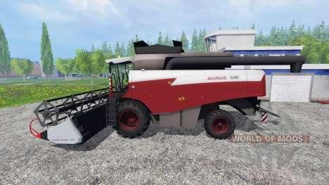 ACROS 530 for Farming Simulator 2015
