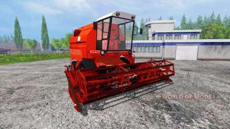 Bizon Z083 for Farming Simulator 2015