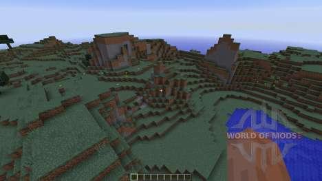 Redstone Underground Survival house for Minecraft