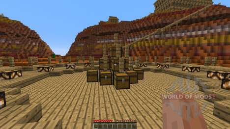 The Wild West SG for Minecraft